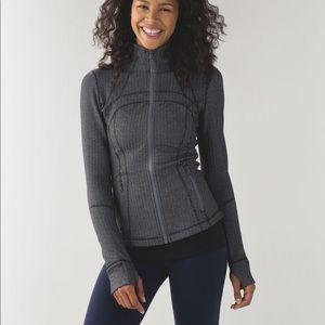 Lululemon Define Jacket size 4. Grey